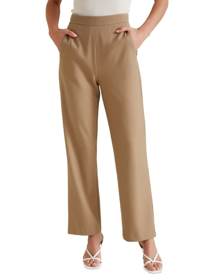Flat Front Trouser image 1