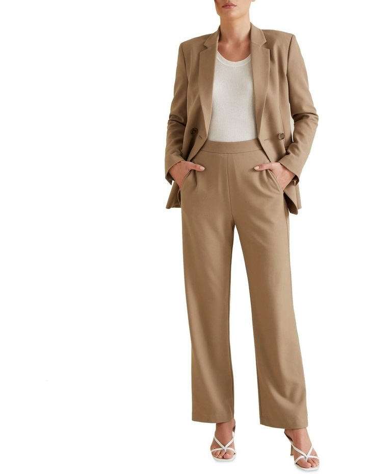 Flat Front Trouser image 2