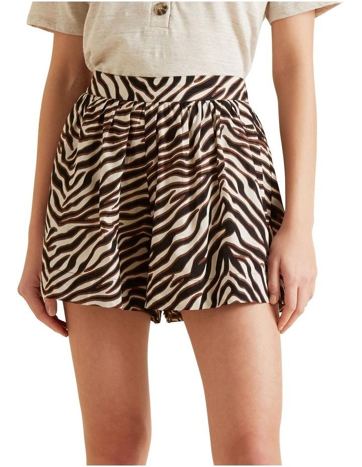 Zebra Print Short image 1