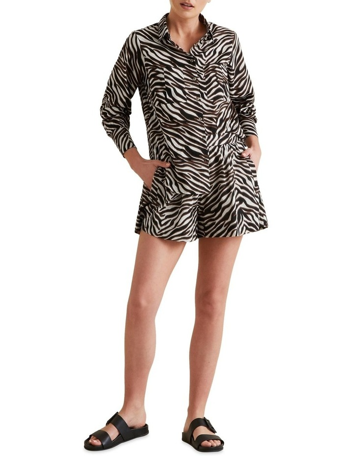 Zebra Voile Shirt image 2