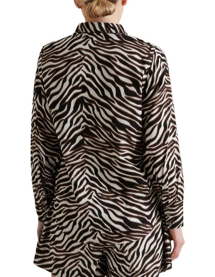 Zebra Voile Shirt image 3