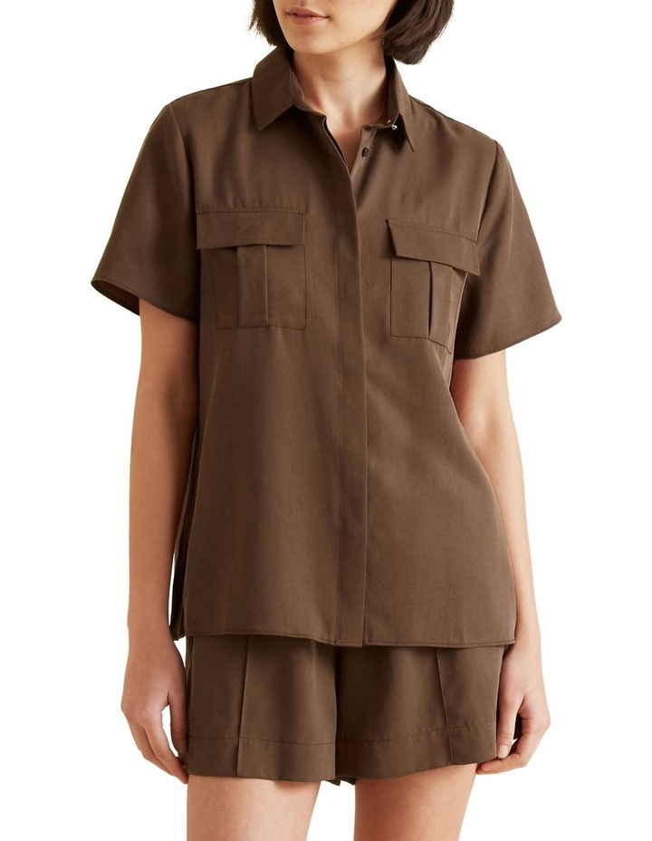 Safari Short Sleeve Shirt image 1