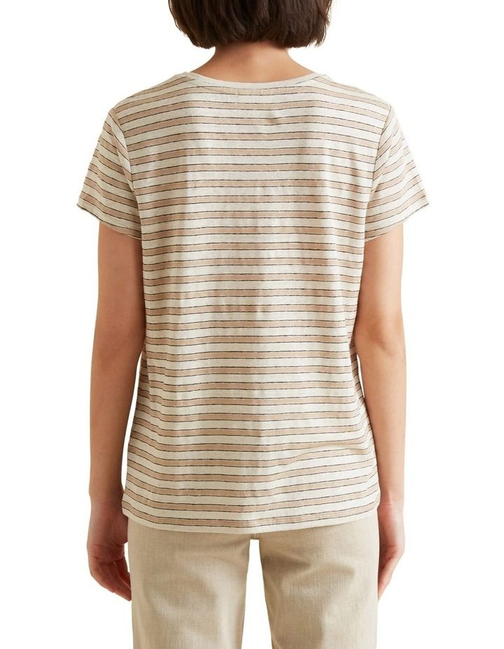 Linen Easy Tee image 3