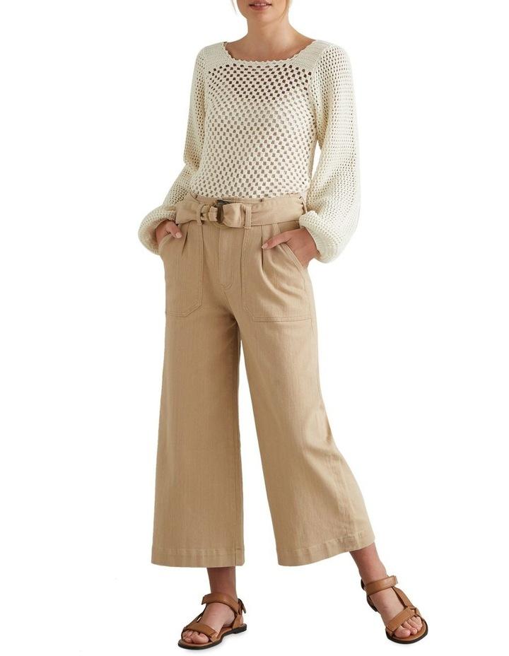 Crotchet Sweater image 2
