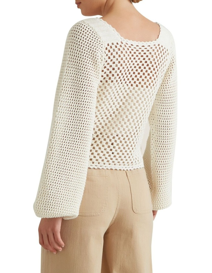 Crotchet Sweater image 3