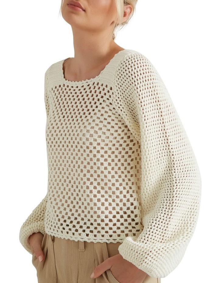 Crotchet Sweater image 4