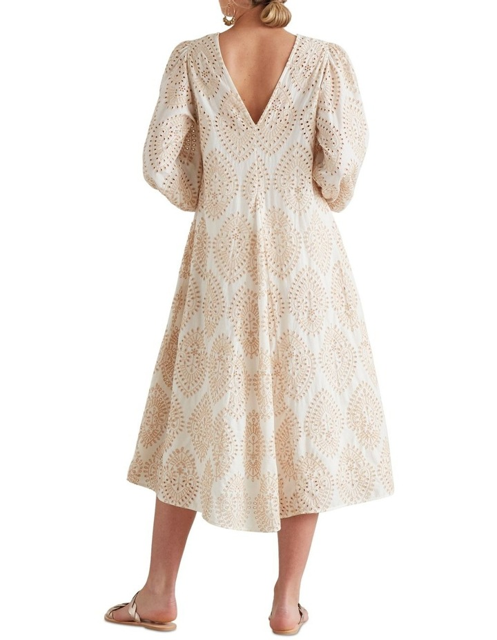 Billowing Broderie Dress image 3