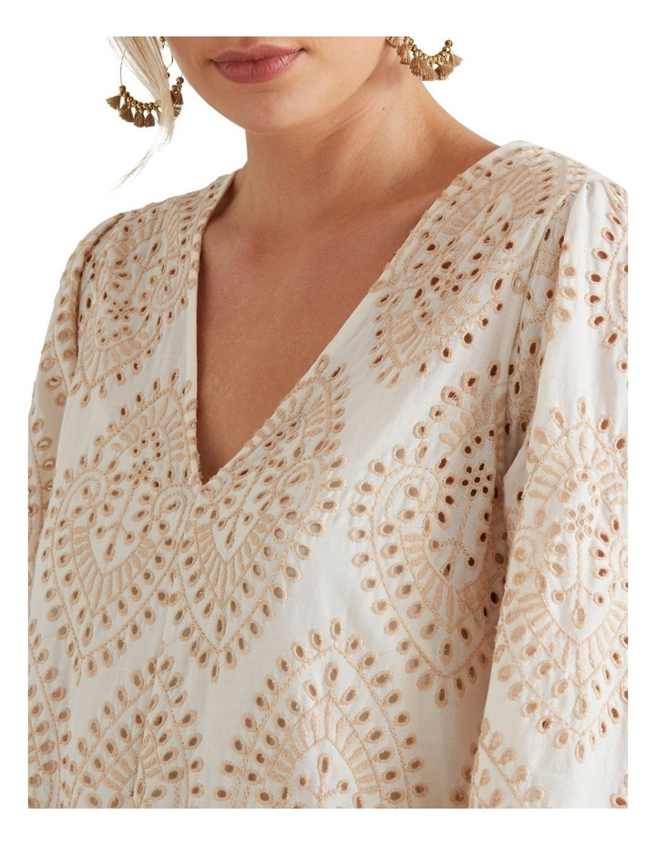 Billowing Broderie Dress image 4