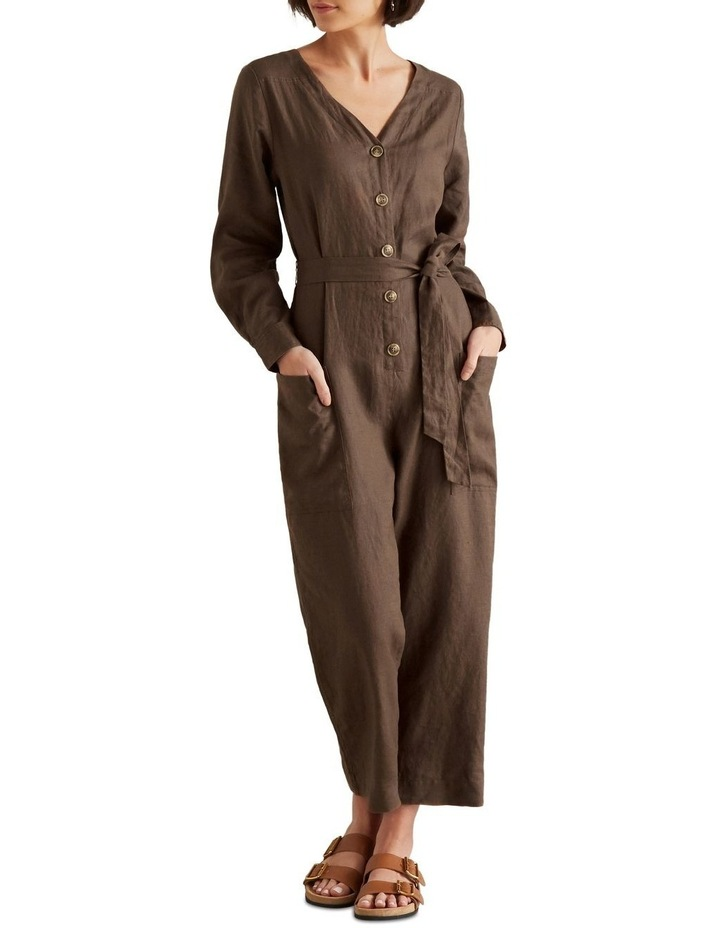 Relaxed Jumpsuit image 1