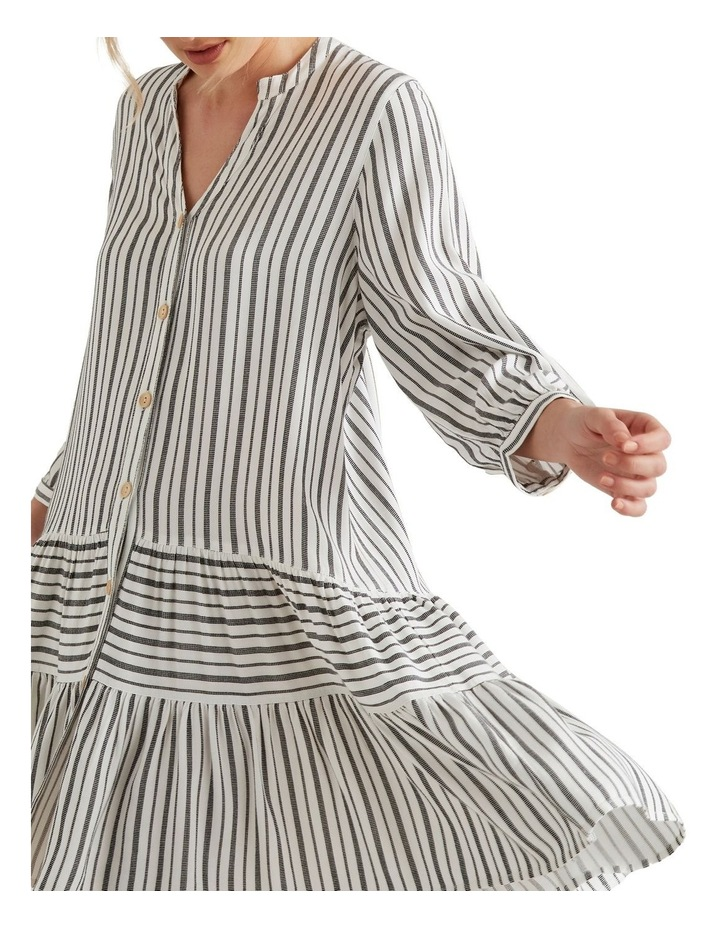 Mini Striped Dress image 4