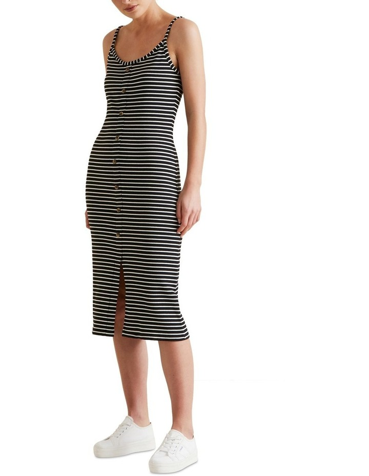 Ribbed Tank Dress image 2