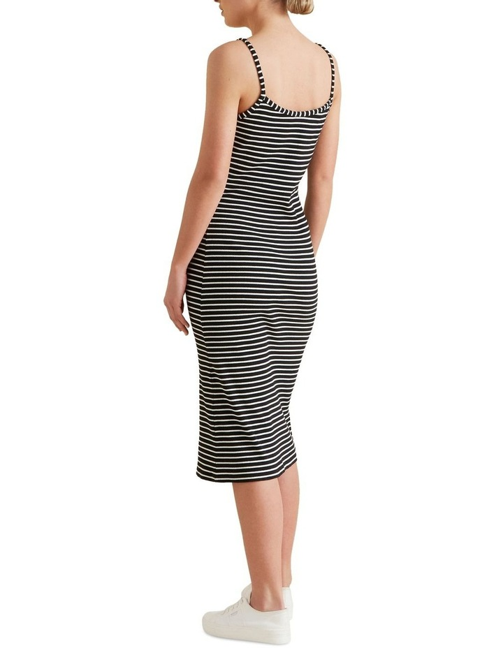 Ribbed Tank Dress image 3