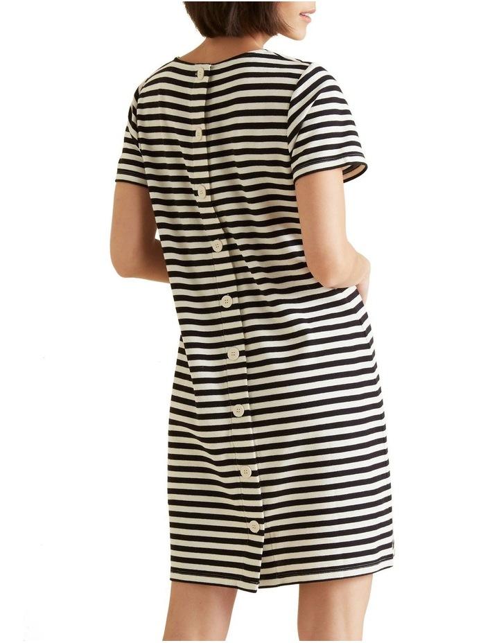 Stripe Pique Dress image 3