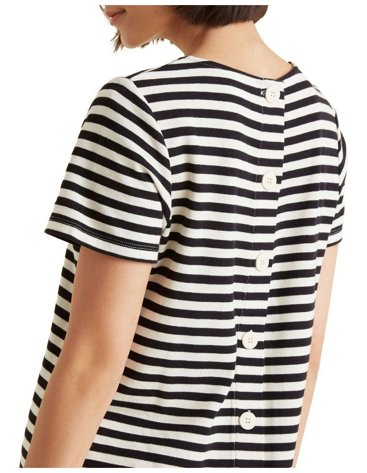 Stripe Pique Dress image 4
