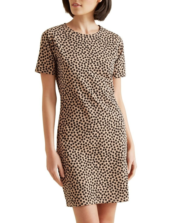 Animal T Shirt Dress image 1