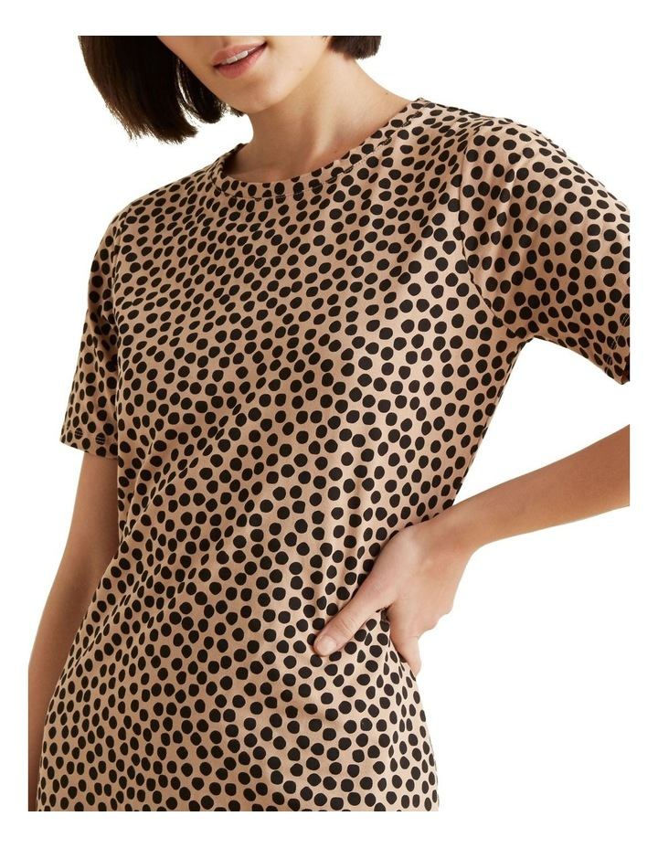 Animal T Shirt Dress image 4