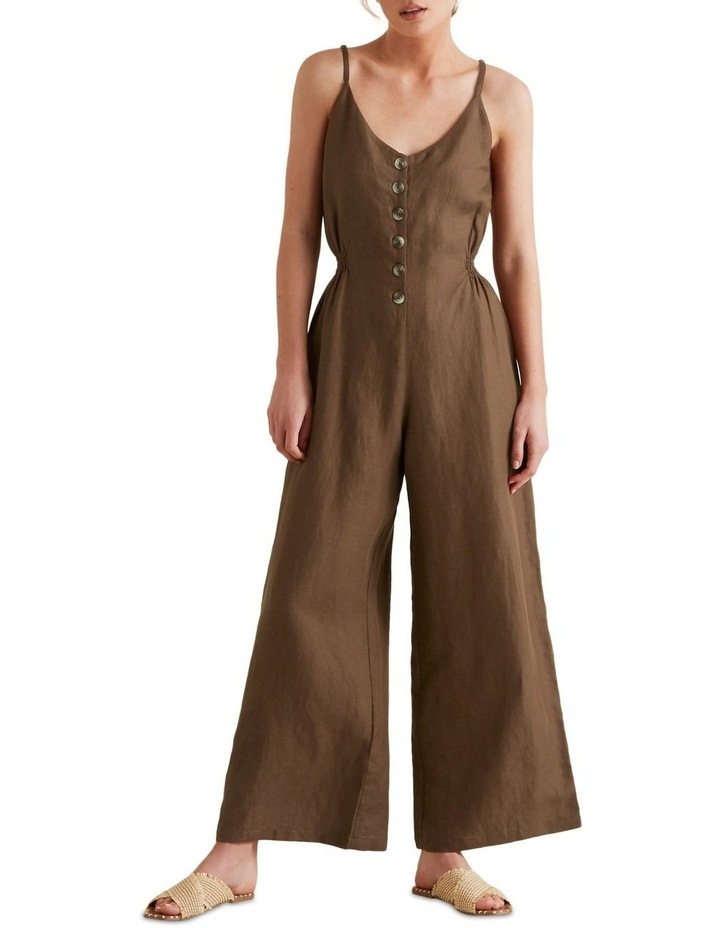 Shirred Waist Jumpsuit image 2