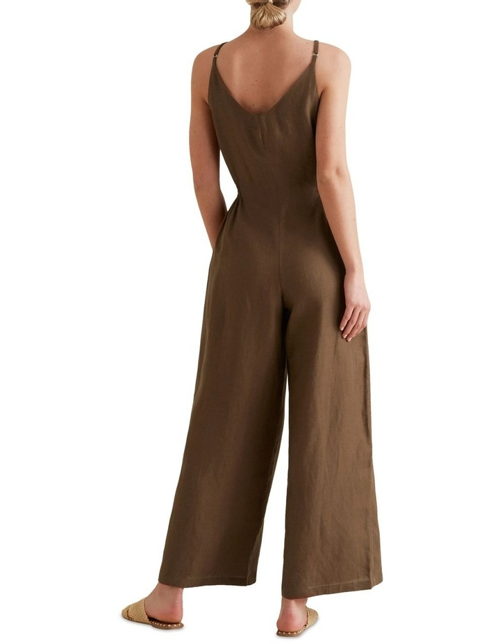 Shirred Waist Jumpsuit image 3