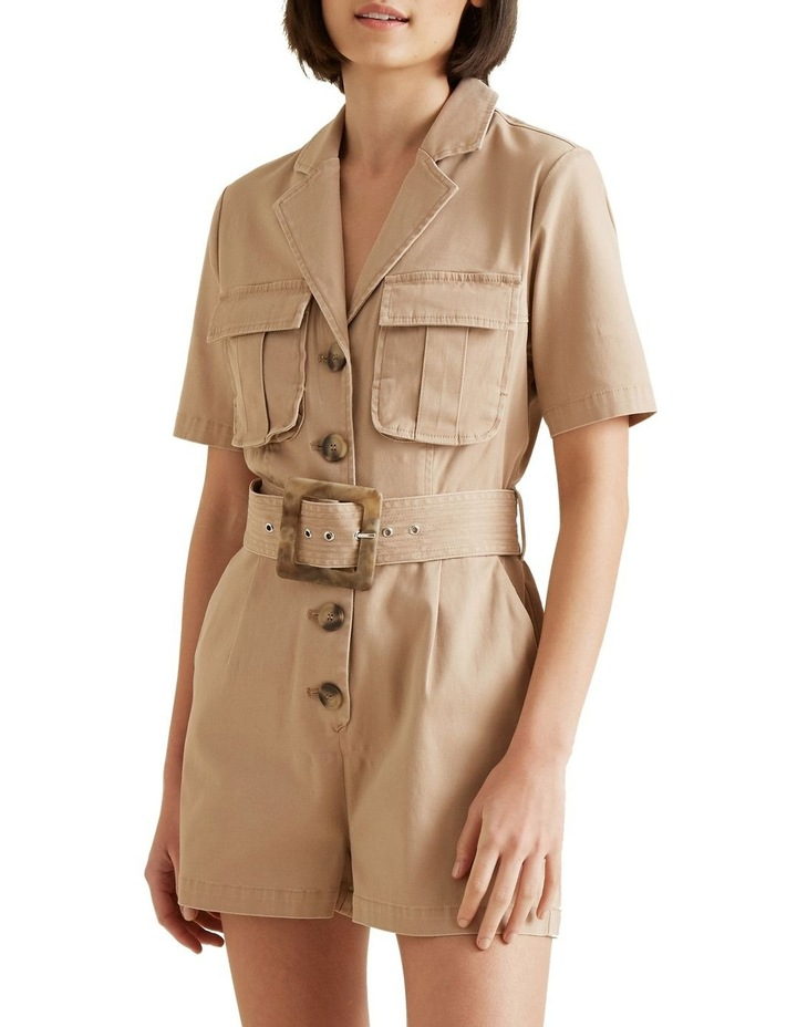 Utility Belted Playsuit image 1