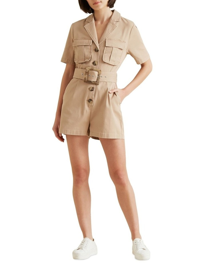 Utility Belted Playsuit image 2