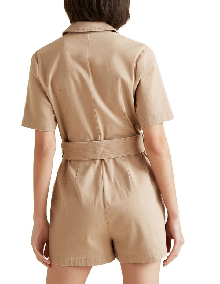 Utility Belted Playsuit image 3
