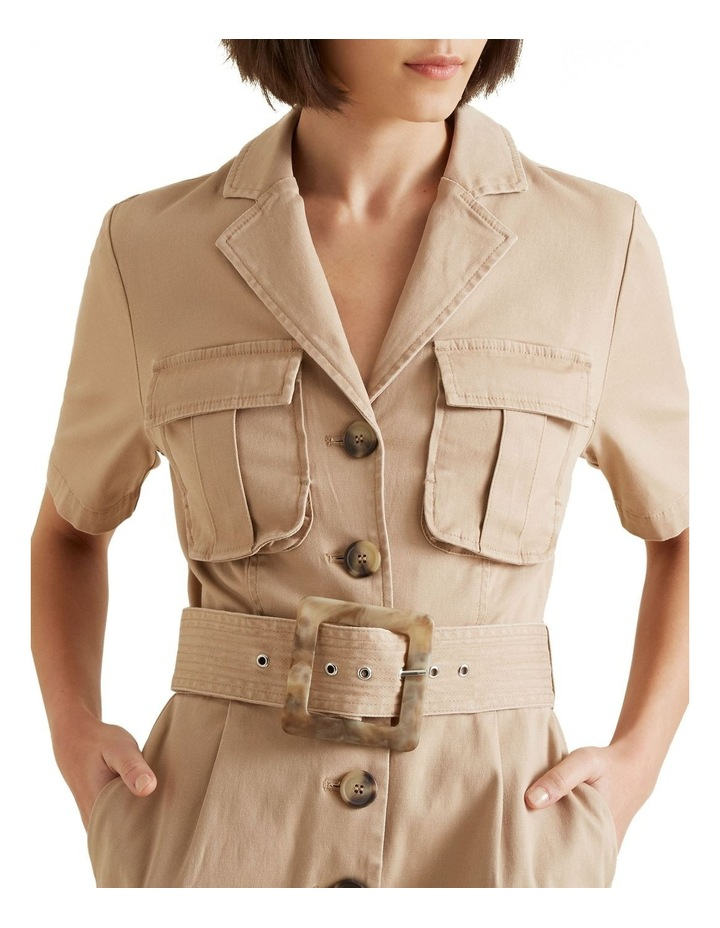 Utility Belted Playsuit image 4