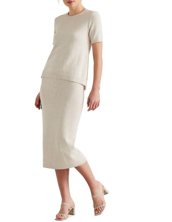 Knitted Tube Skirt image 2