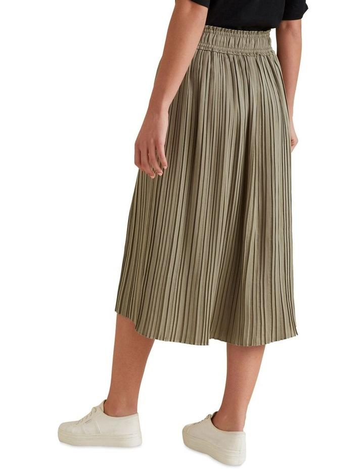 Pleat Detail Skirt image 3