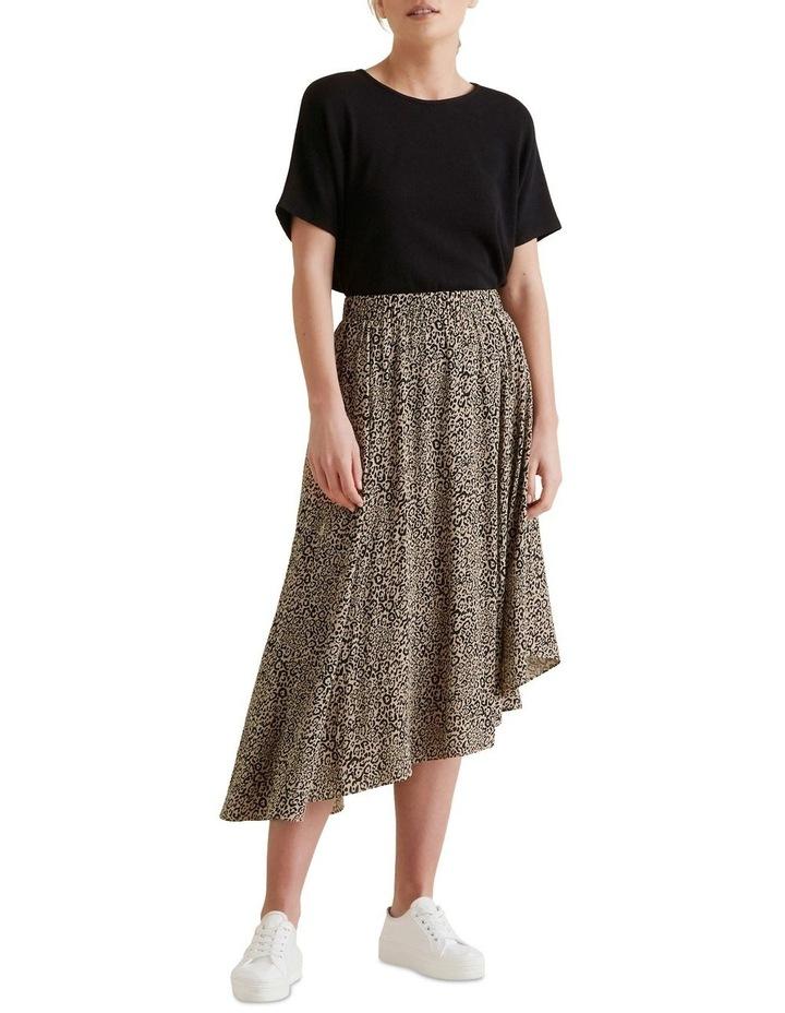 Asymmetric Animal Skirt image 2