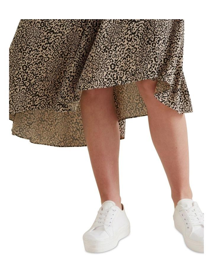 Asymmetric Animal Skirt image 4