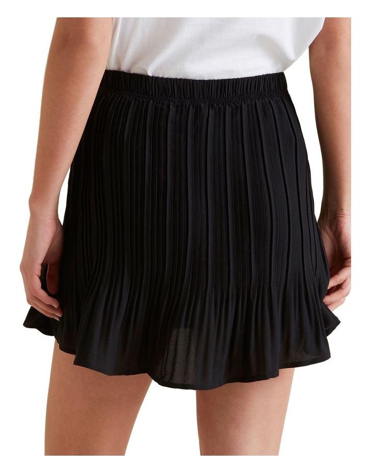 Mini Pleated Skirt image 3