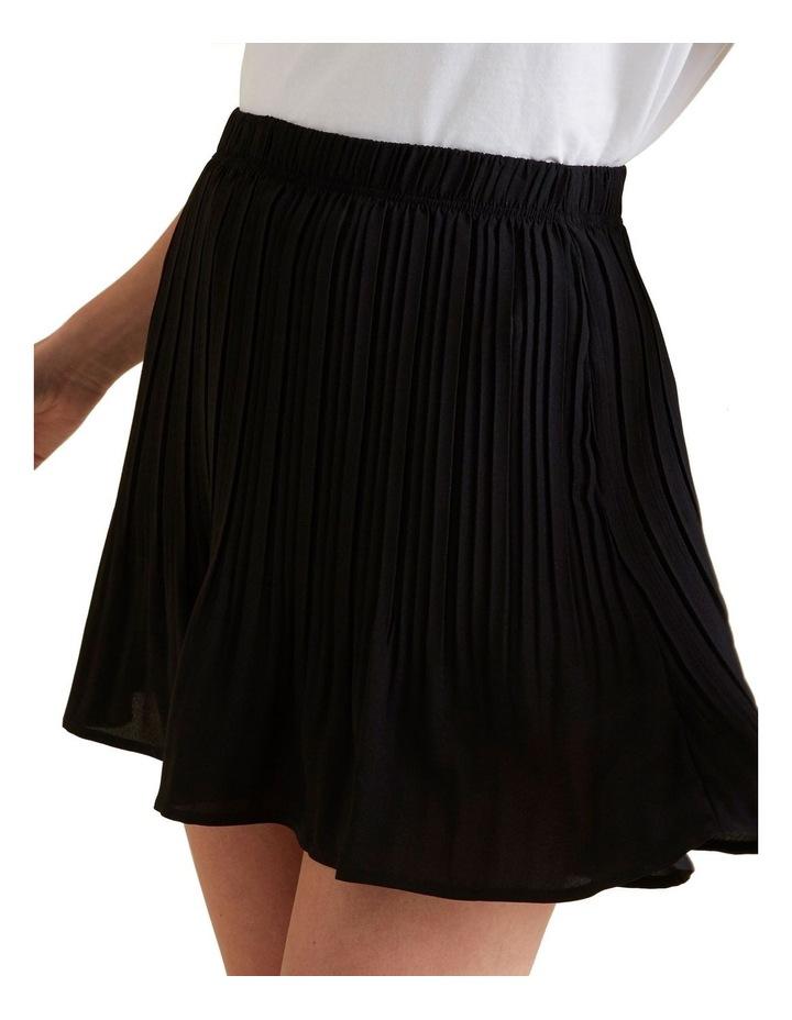 Mini Pleated Skirt image 4