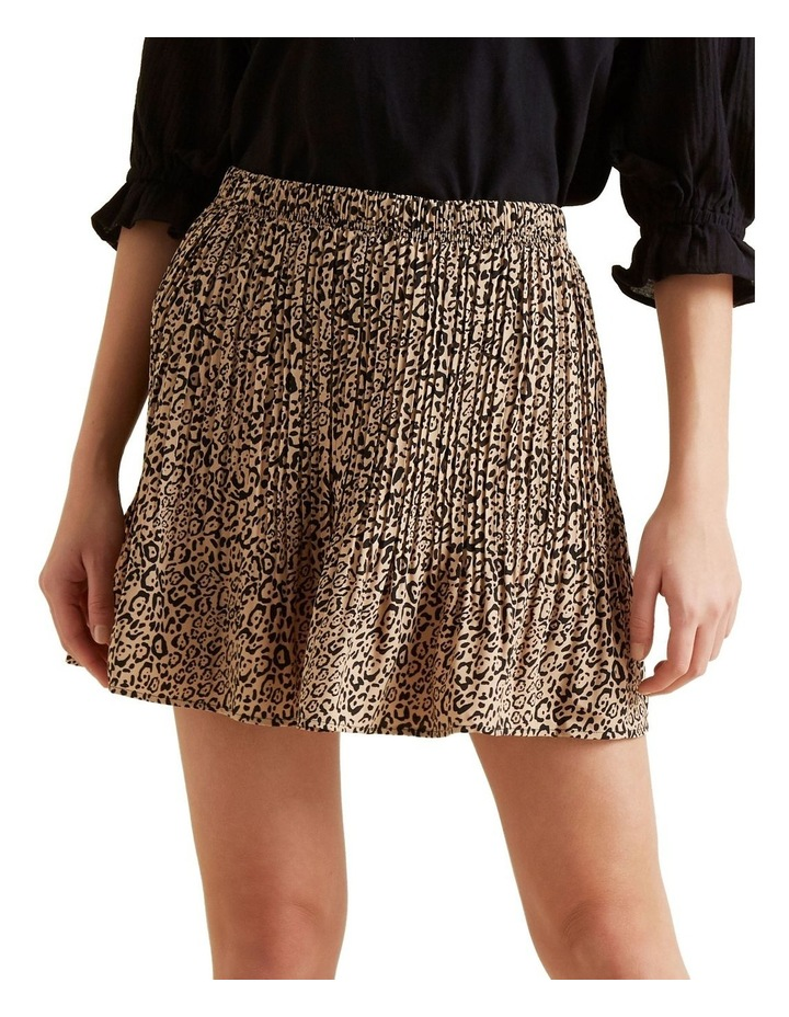 Mini Pleated Skirt image 1