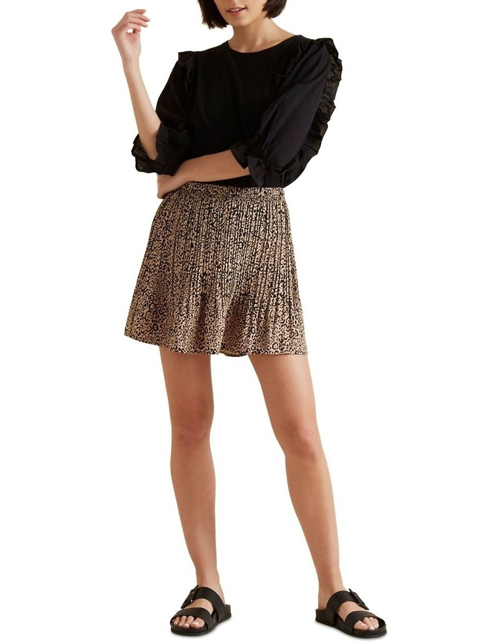 Mini Pleated Skirt image 2