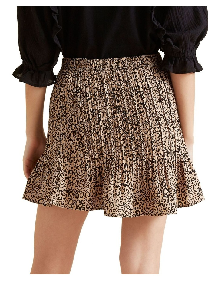 Mini Pleated Skirt image 3
