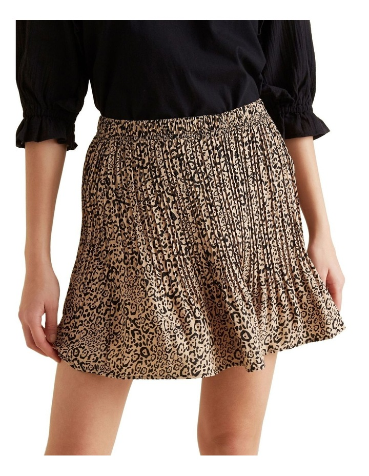 Mini Pleated Skirt image 4