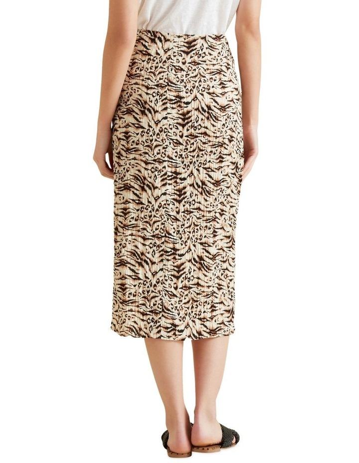 Resort Animal Wrap Skirt image 3