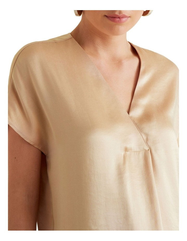 Pleat Front Top image 4