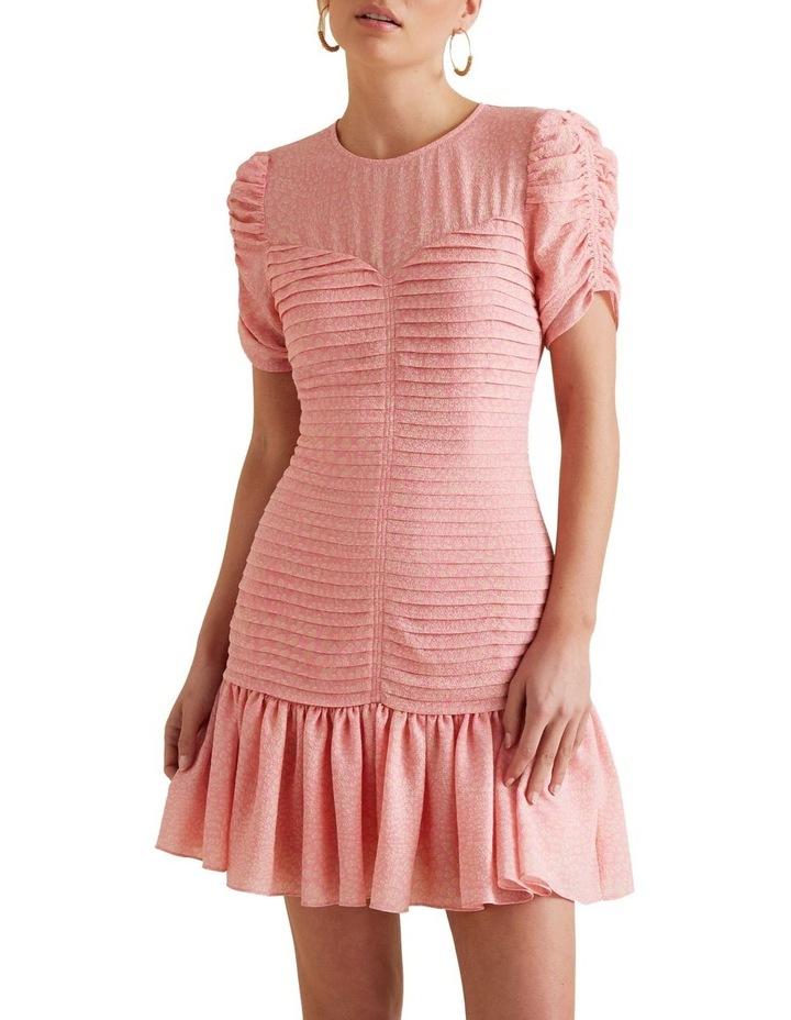 Pleat Party Dress image 1