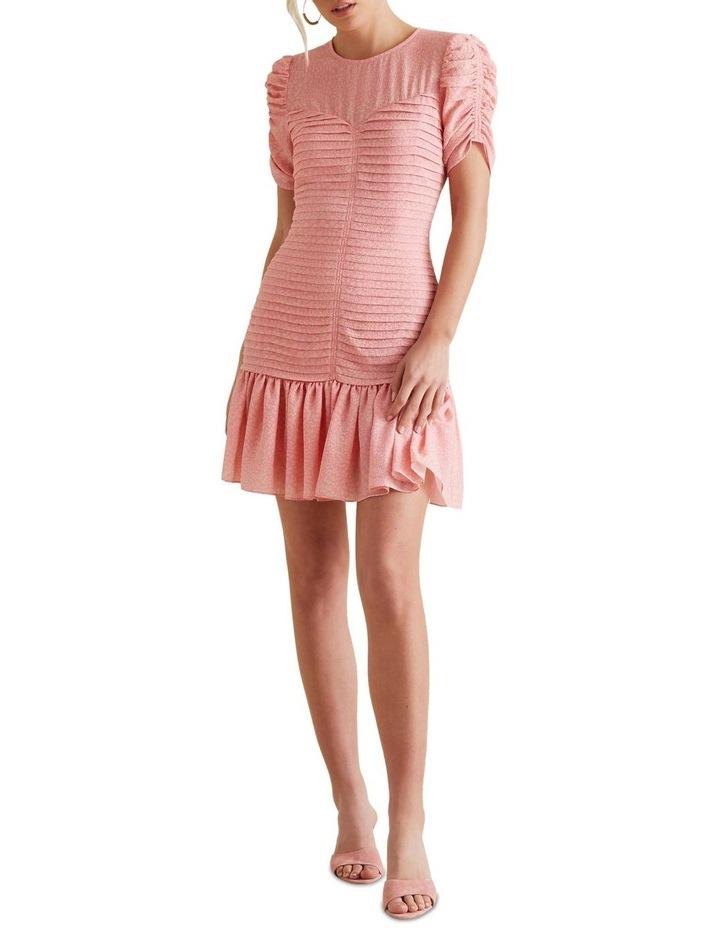 Pleat Party Dress image 2