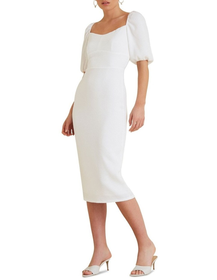 Square Neck Slimline Dress image 2