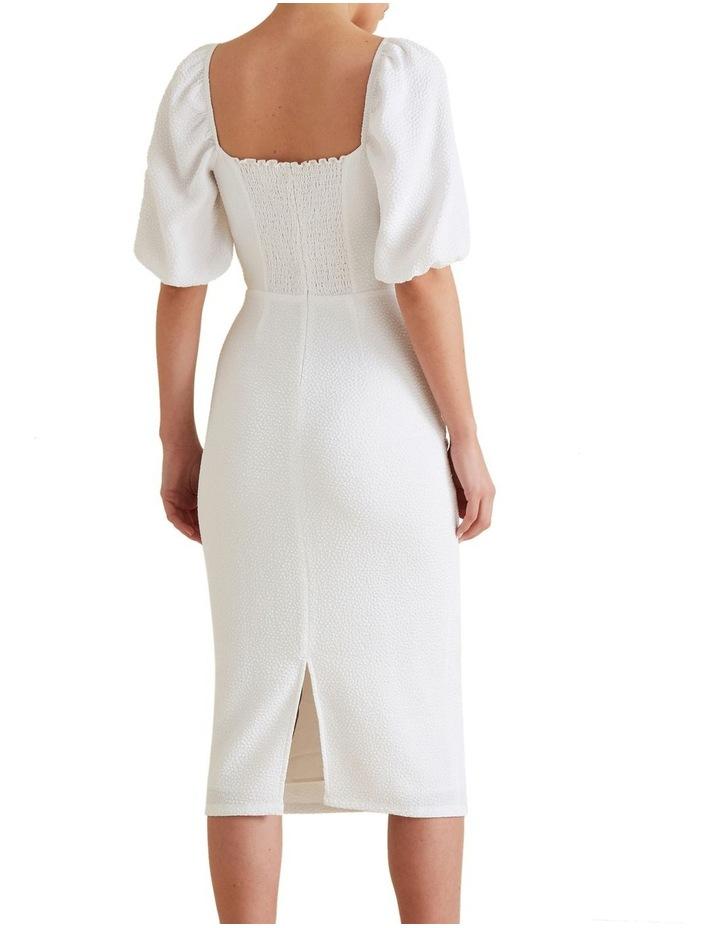 Square Neck Slimline Dress image 3