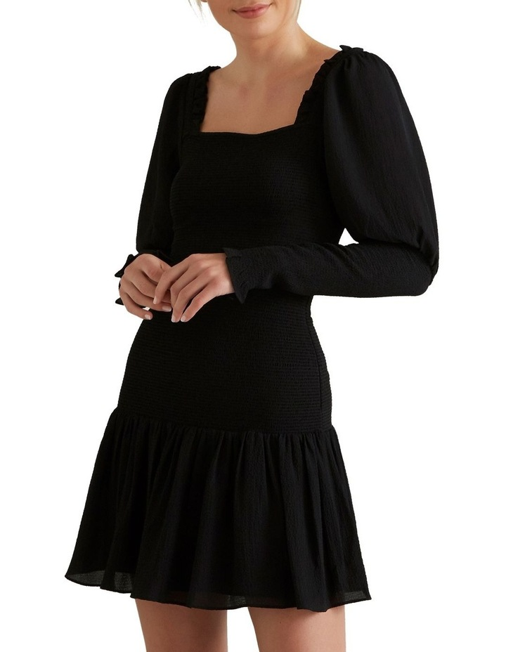 Shirred Body Dress image 1