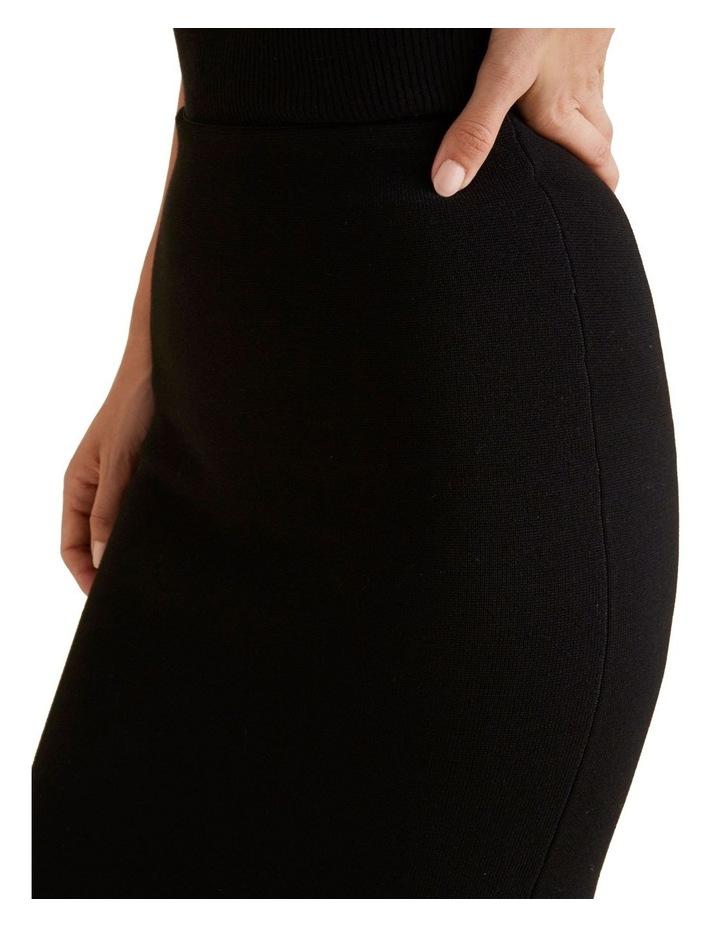 Crepe Pencil Skirt image 4