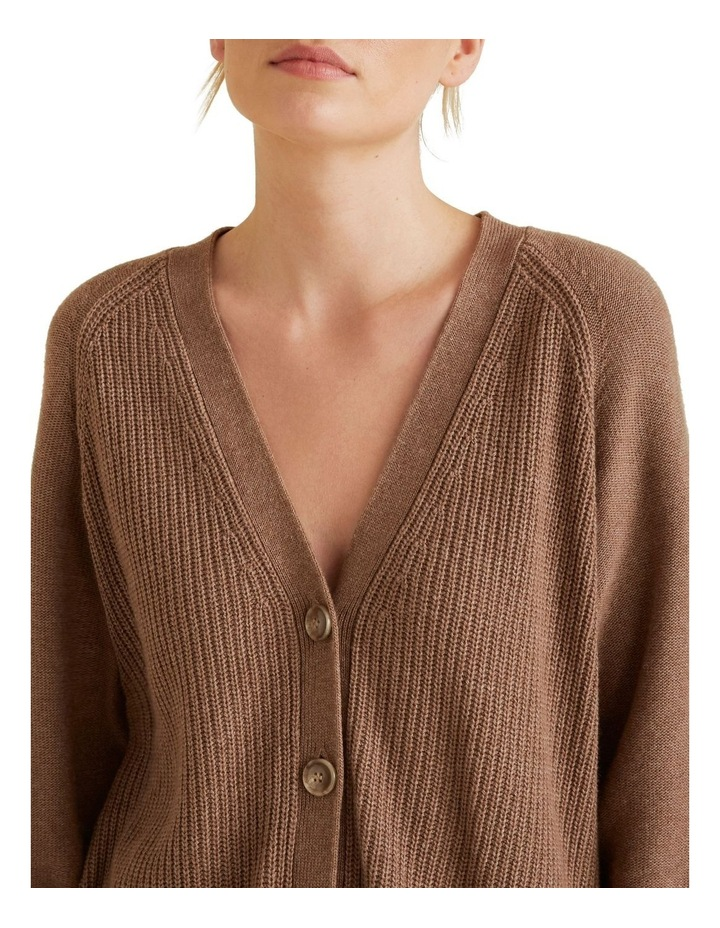 Button Down Cardigan image 4