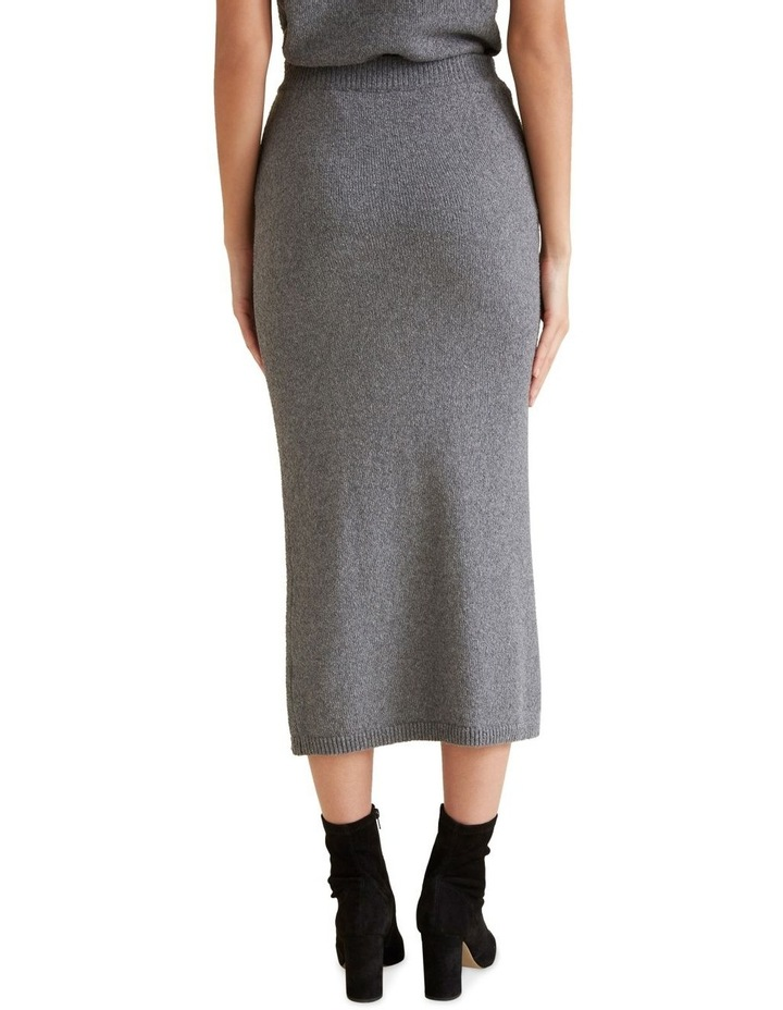 Textured Boucle Skirt image 3