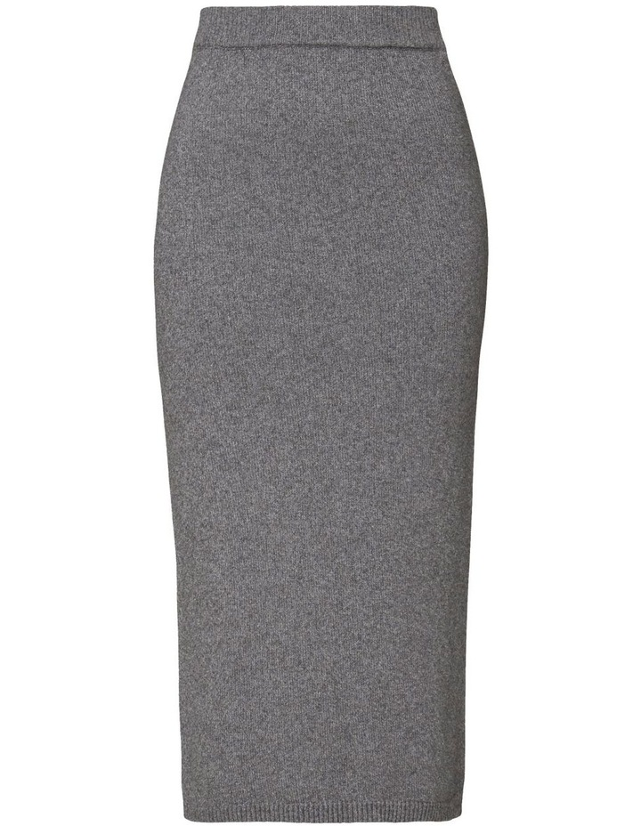 Textured Boucle Skirt image 5