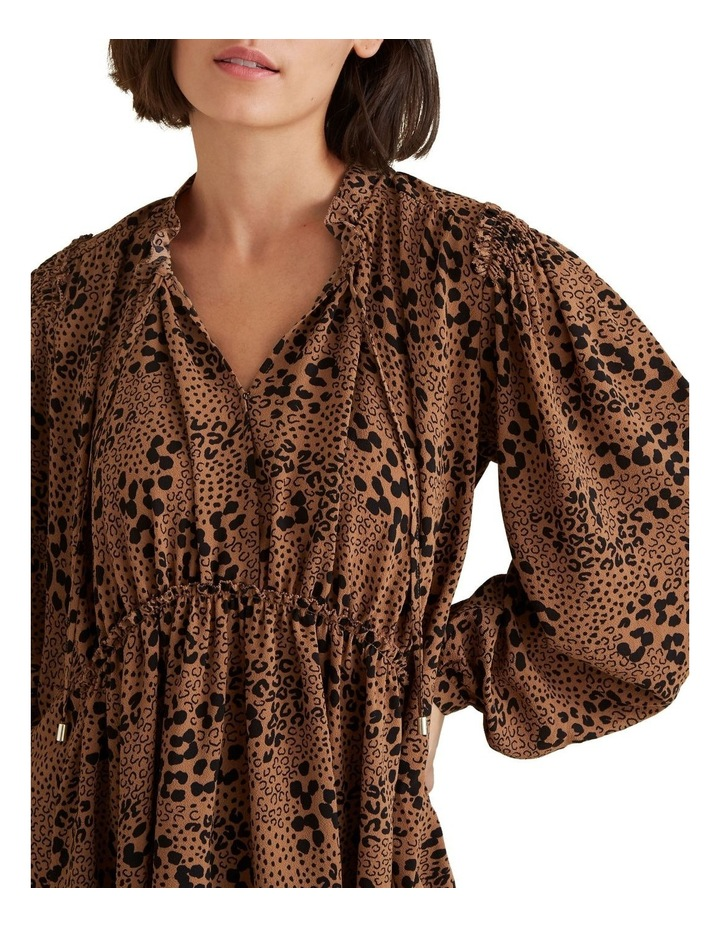 Animal Frill Blouse image 4