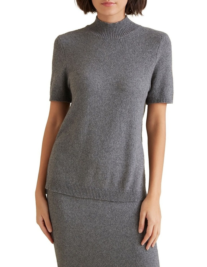 Textured Boucle Knit image 1