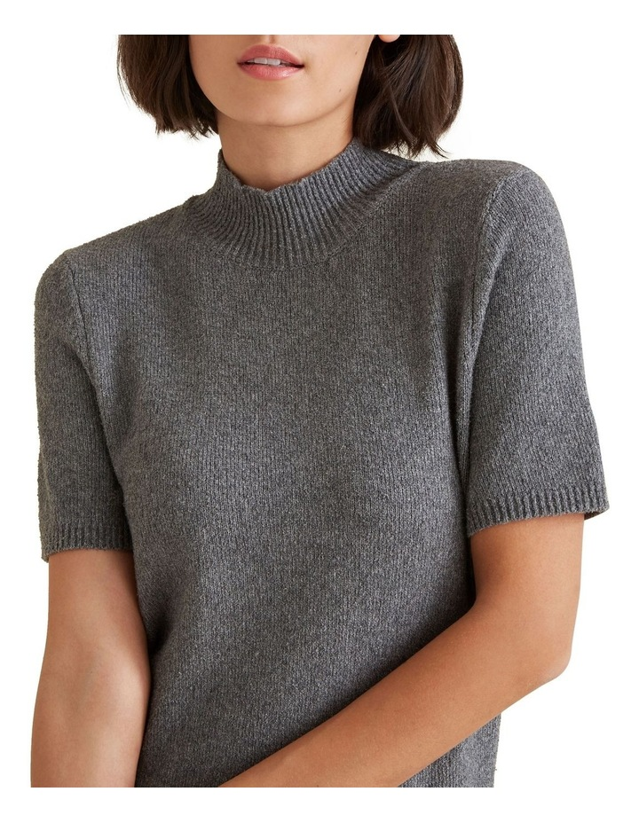 Textured Boucle Knit image 4